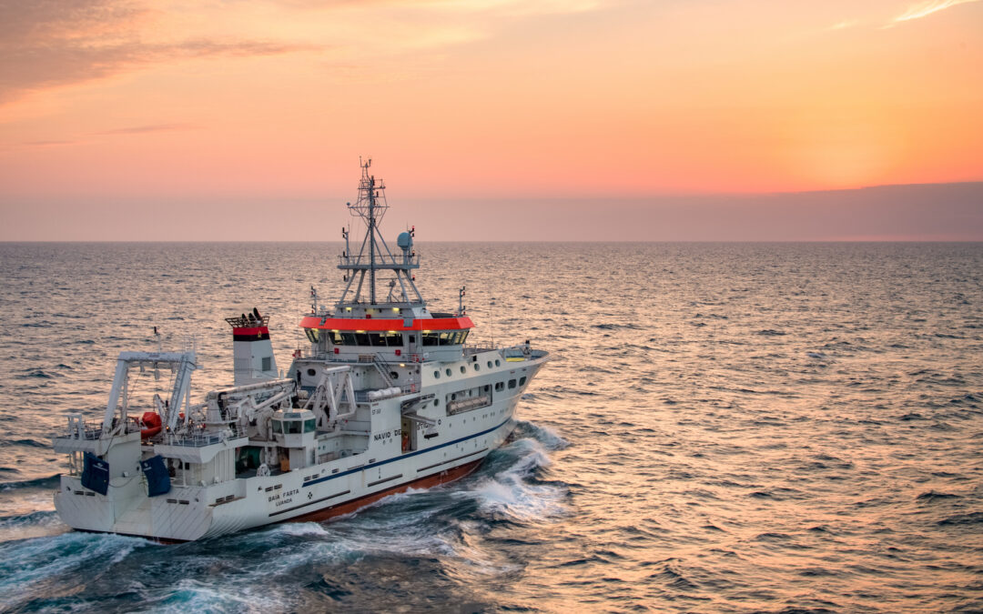 Damen confía en Ferri para su oceanográfico más avanzado