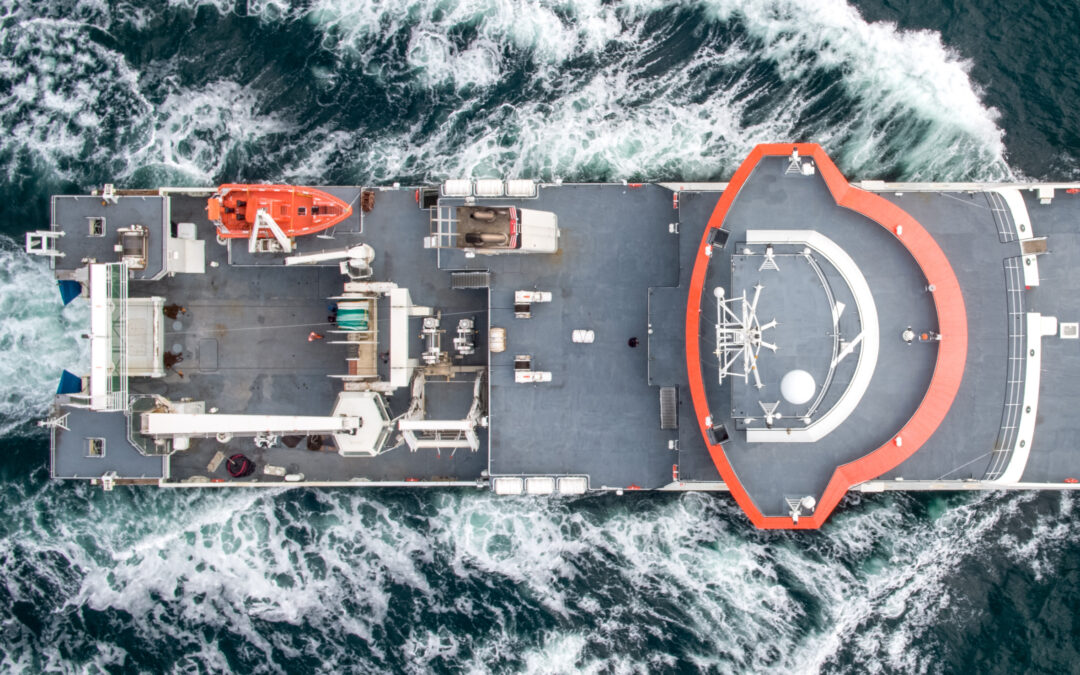 Ferri signs new contract with Dutch shipyard Damen